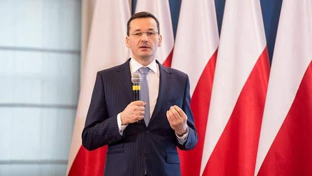 Матеуш Моравецкий заявил о новой угрозе со стороны России