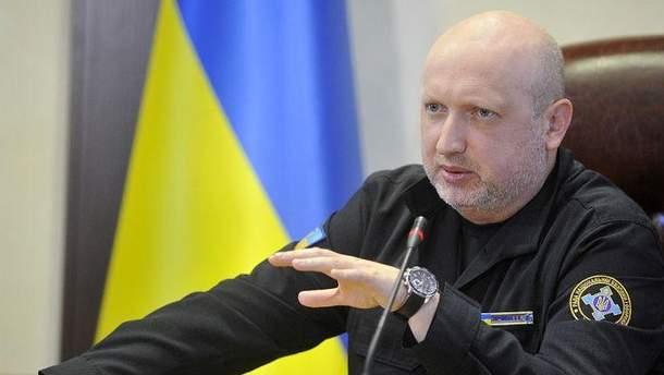 Росія планувала вторгнення та встановлення контролю в Україні у 2014 році, – Турчинов