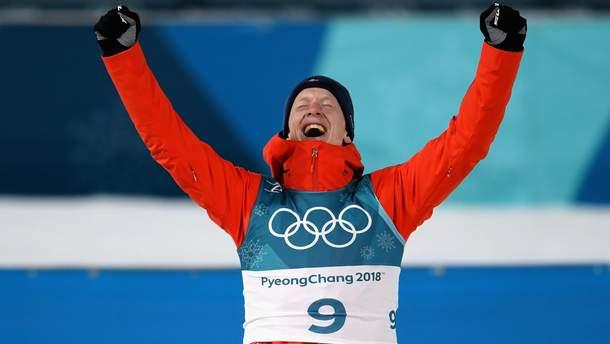 Олімпіада-2018: медальні підсумки 15 лютого