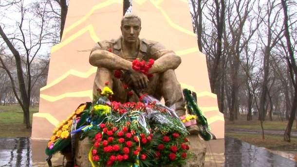 10 років чужої війни: в Україні згадали загиблих бійців, які брали участь у війні в Афганістані