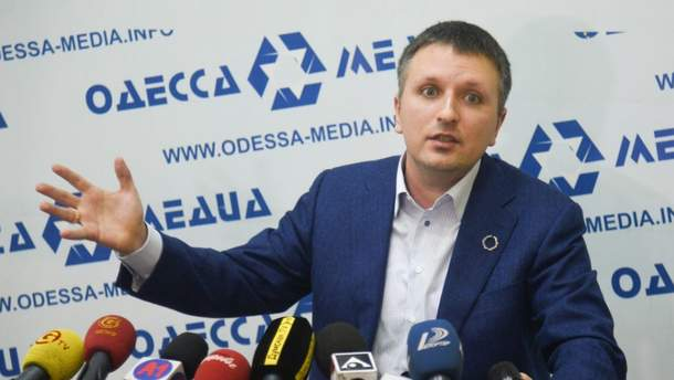 Дмитрий Голубов взял на поруки Геннадия Труханова