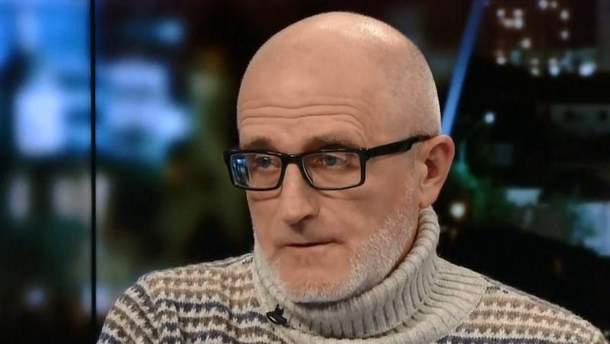 Представитель Уполномоченного по вопросам защиты прав военных Святослав Стеценко.