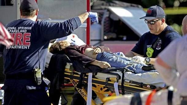 Стрельба в школах США становится новой нормой
