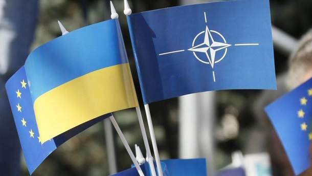 Україна зможе стати членом НАТО і ЄС після того, як проведе реформу СБУ