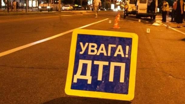 Крупная авария в Одесской области