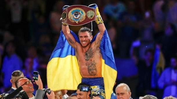 Василию Ломаченко – 31: история успеха выдающегося боксера