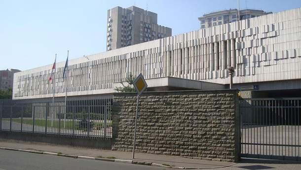 Посольство Польщі у Москві