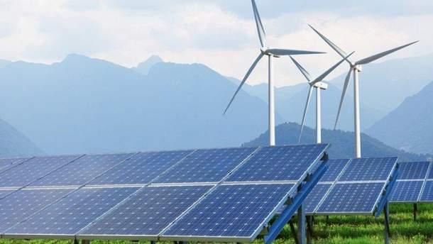 Використання відновних джерел енергії – інвестиція в майбутнє