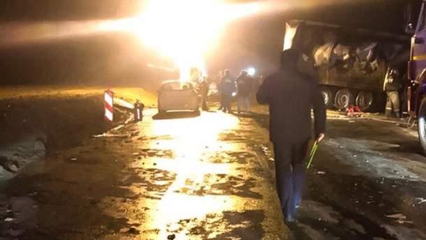 Смертельна ДТП в окупованому Криму