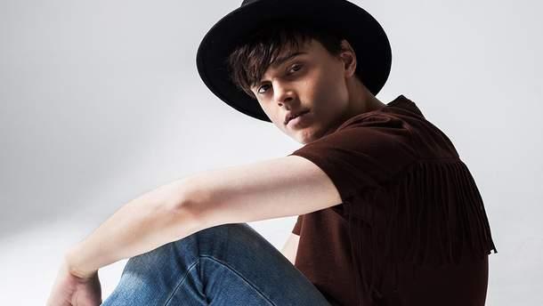 Alekseev представить Білорусь на Євробаченні 2018