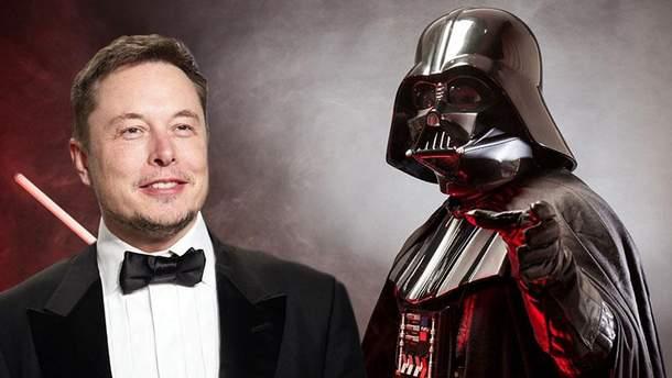 Илон Маск имеет тостер Star Wars