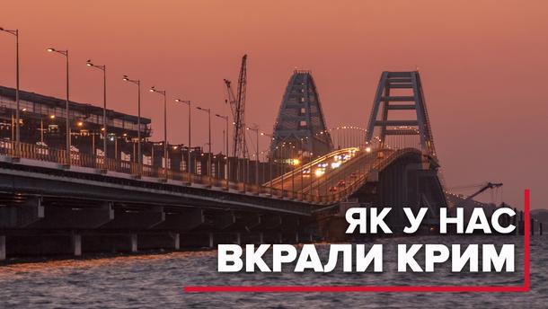 Як відбувалася анексія Криму