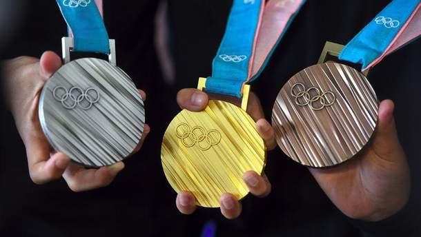Олімпіада 2018 результати 17 лютого