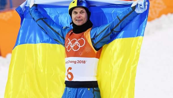 Олимпиада 2018: Александр Абраменко завоевал