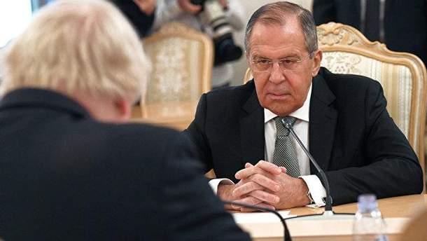 Лавров висунув претензії до України