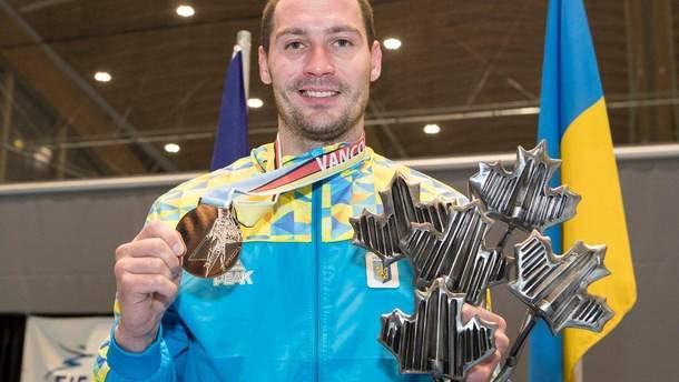 Богдан Никишин стал победителем этапа Кубка мира по фехтованию