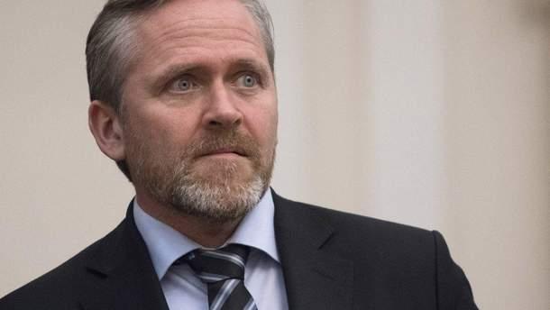 Министр иностранных дел Дании приедет в Украину
