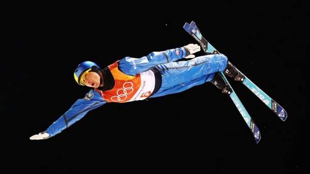 Александр Абраменко завоевал первую медаль для Украины