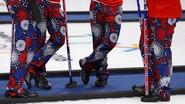 Сборная Норвегии по керлингу на Олимпиаде-2018