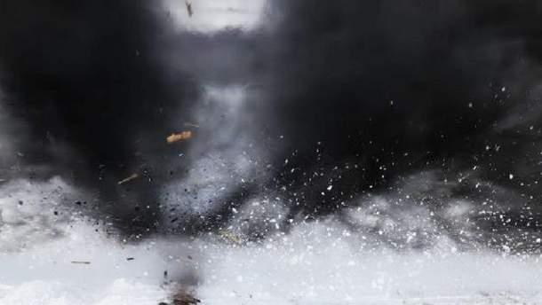 Двое россиян взорвалось на мине в зоне АТО