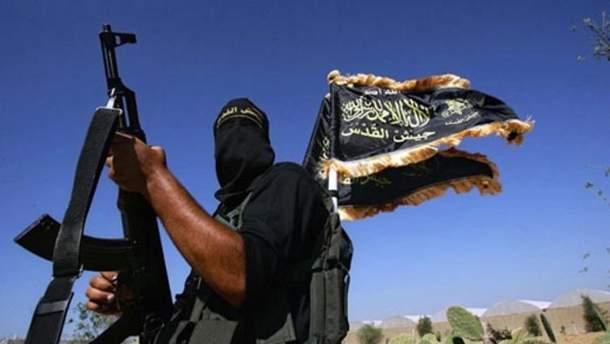 """""""Исламское государство"""" взяло ответственность за стрельбу в Дагестане"""