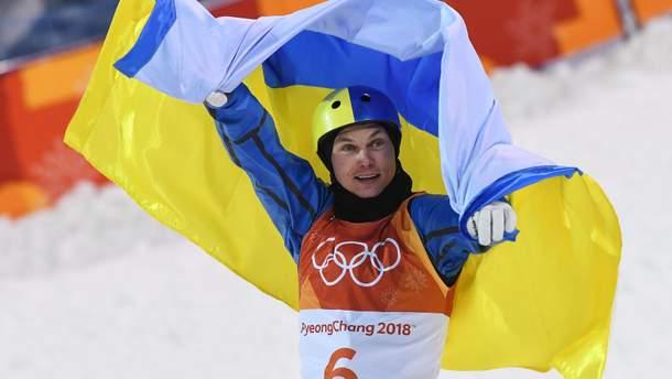 Олександр Абраменко – олімпійський чемпіон Олімпіади-2018
