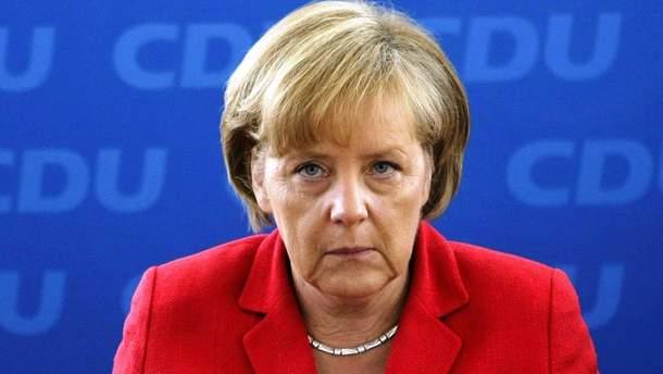 В партії Меркель не планують знімати санкції з Росії