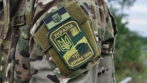 В зоні АТО загинув військовослужбовець після поранення від товариша по службі