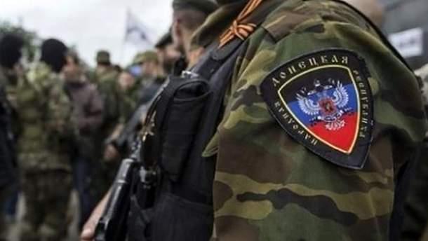 Окупанти на Донбасі (ілюстрація)