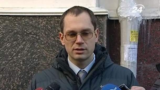 Прокурор Виктор Клименко