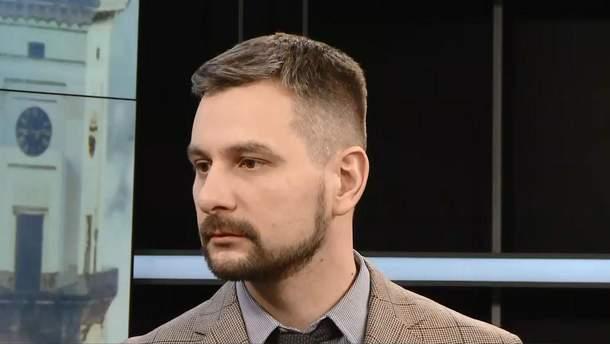 Адвокат Маркіян Галабала