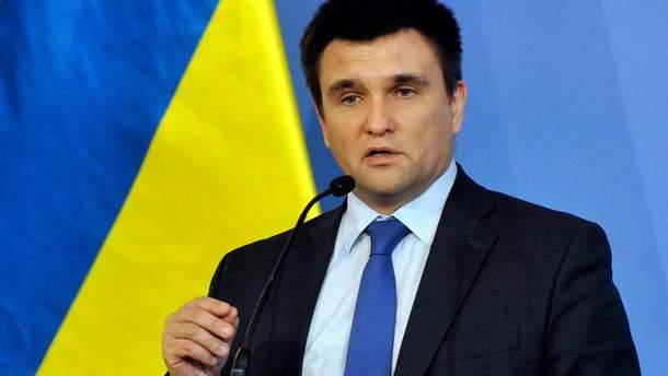 Павел Климкин рассказал о выборе жителей Донбасса и Крыма