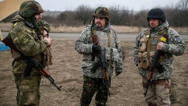 Пенсії військовим зростуть з 1 січня 2019
