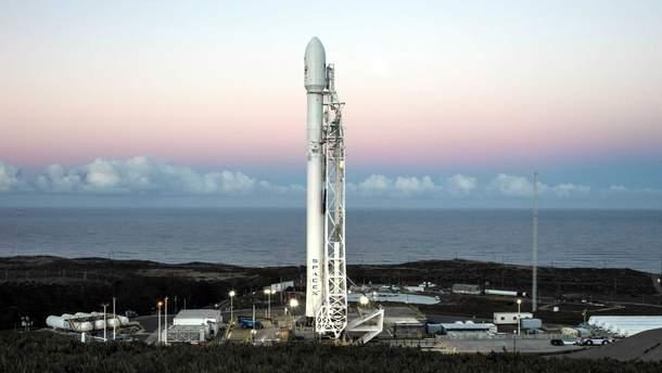 Запуск Falcon 9 із супутниками для роздачі Інтернету перенесли
