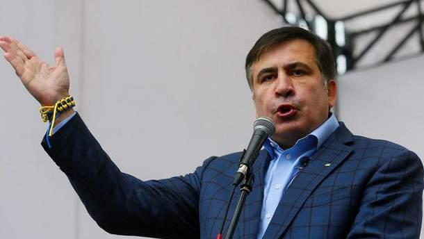 Саакашвілі планує повернутися в Україну попри заборону