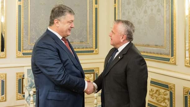Зустріч Порошенка та заступника держсекретаря США