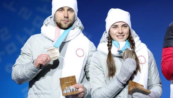 Олимпиада-2018: Крушельницкий и Брызгалова завоевали бронзу в керлинге