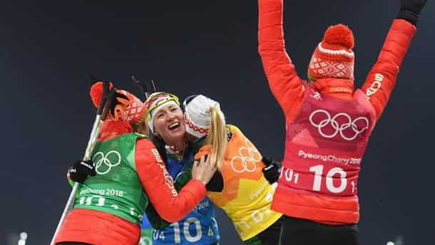 Зимова Олімпіада-2018: медальні підсумки 22 лютого