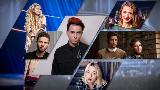 Финал Нацотбора на Евровидение-2018: видео выступлений