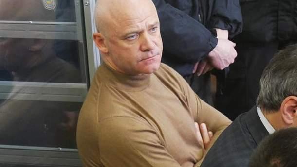 На Геннадія Труханова напали під судом у Києві