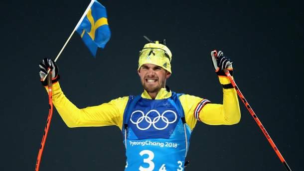 Біатлон на Олімпіаді-2018: збірна Швеції перемогла у чоловічій естафеті