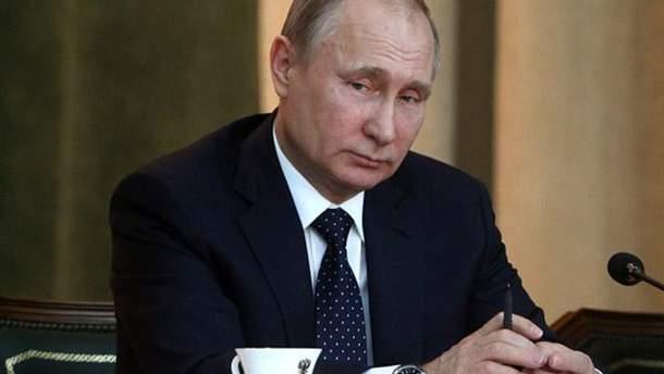 Зникнення Путіна не пов'язане з хворобою