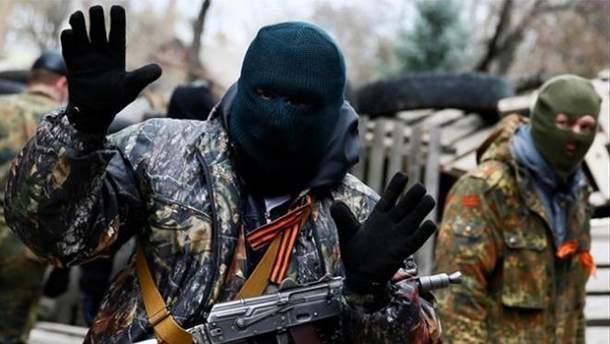 """Терористи """"ДНР"""" хочуть законсервувати лінію розмежування"""