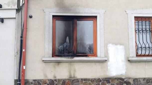 Підпал угорського культурного центру на Закарпатті