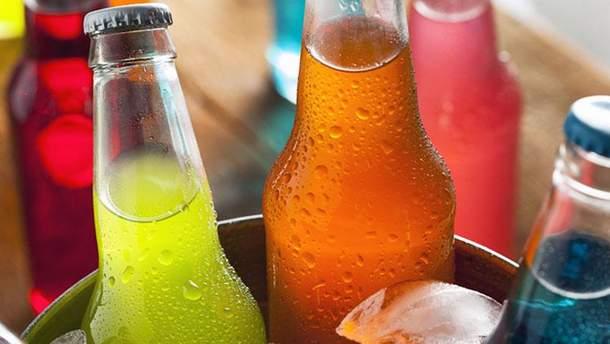 Солодкі безалкогольні напої можуть спровокувати розвиток раку