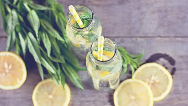 Міфи про воду з лимоном