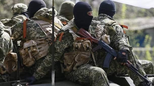 """Боевики готовятся к эвакуации из-за """"наступление сил АТО"""""""