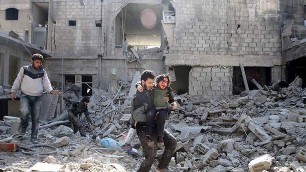 Схвалення резолюції ООН щодо Сирії не означатиме припинення кровопролиття