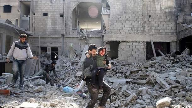 Одобрение резолюции ООН по Сирии не будет означать прекращение кровопролития