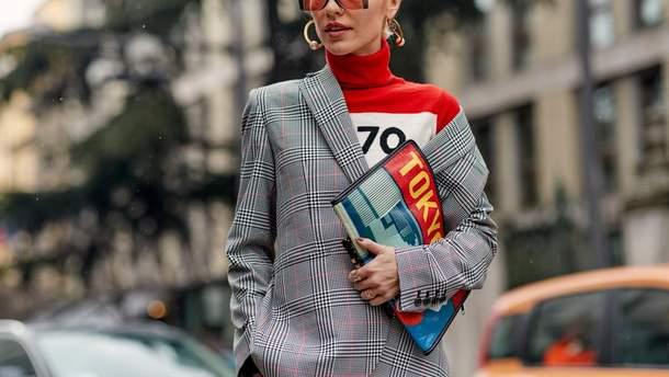 Неделя моды в Милане: фотоподборка самых ярких street-style образов